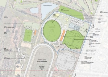 Bacchus Marsh Racecourse Recreation Reserve Master Plan - Stages 2 and 3